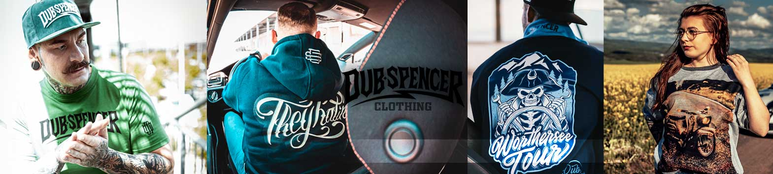 Dub Spencer Clothing - flavored with attitude